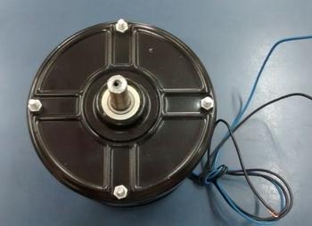 Motor do Exaustor Arge 50cm 220v P/Capacitor de 04,0Uf 400VAC MTEXAARGE