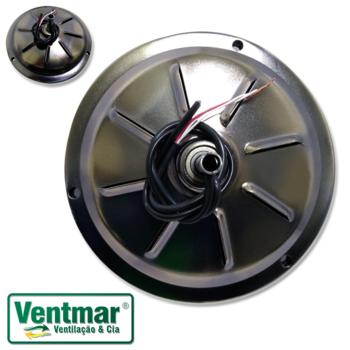 Motor do Ventilador de Teto ARGE 127v Ouro Velho - Motor cor Ouro Envelhecido 3 Pás - Usar capacitor