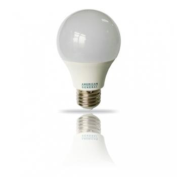 Lâmpada de LED Bulbo 07W 6500K AG Bivolt (40W)