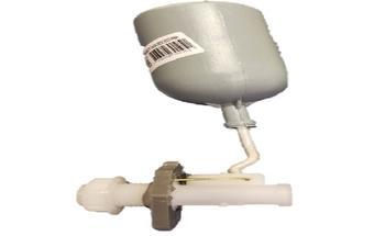 Boia do Reservatório Climatizador Joape - Todos os modelos - Kit Bóia para Climatizador Joape Comercial/Industrial - Conexão Nipel 3/4