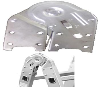 Auto Trava Escada Articulada SBA - Primeiro Modelo - Confirme nas Imagens - Vendido p/Unidade