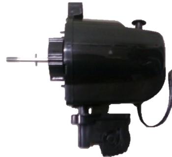 Motor Completo para Ventilador Ventisol New-01 continuo 50cm 127v 05,0uF 130w - Eixo 8mm - Modelo Parede