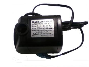 Bomba Dagua para Climatizador Mega Brisa MB25 220v Vazão de 0400LH - HJ-541 05W MAX.ELEVAR: 0,8M MA