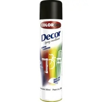 Spray Cor Branco Brilhante 350/400ml - VÁRIAS MARCAS*