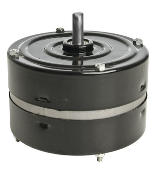 Motor do Exaustor Loren Sid 50cm Bivolt 230w Usar c/Capacitor 06,0uF - Eixo 11,0mm - Rolamento 6201Z