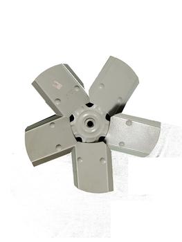 Helice para Exaustor VENTISOL 30cm 5Pas - Encaixe Eixo 12 mm com Parafuso Lateral - HELEXAVTS HELVTS