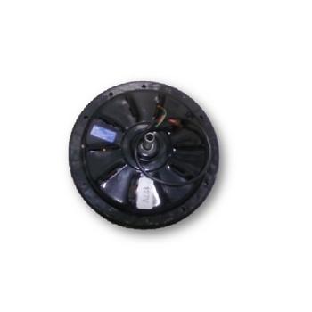 Motor do Ventilador de Teto VOLARE 127v 3 Velocidades Preto - Usar c/Capacitor de 10,5uF - Original