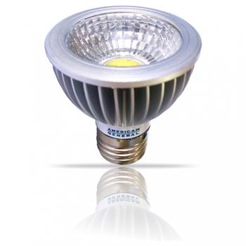 Lâmpada de LED PAR20 07W 6500K Platinum AG Bivolt - C.O.B