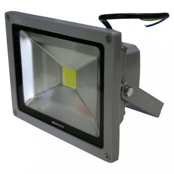 Luminária Projetor de LED Montalto C.O.B 20W Branca Bivolt