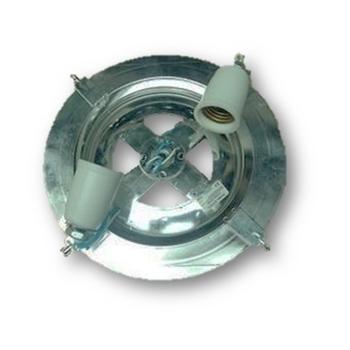 Plafon Base Suporte da Luminária do Ventilador de Teto SPIRIT - Ventilador 202 - Ventilador 302 - PL