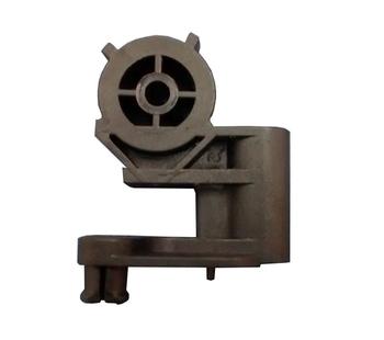 Suporte do Ventilador TRON - Mecanismo Suporte do Oscilante do Motor - Plástico Preto - Modelo Atual 50/60cm