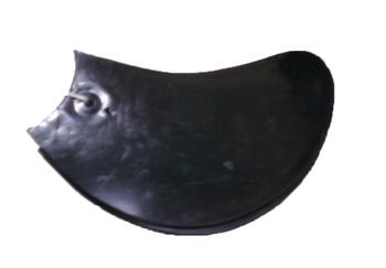 Orelha Pá de Hélice Ventilador VENTISILVA 65cm Atual cor Preta - Vendida pUnidade - Pá Orelha - OREL
