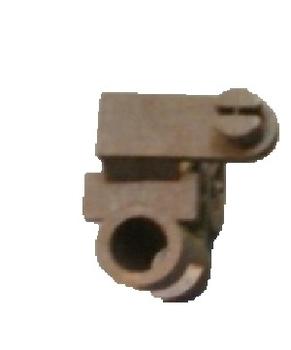 Mecanismo do Oscilante - Suporte do Motor do Ventilador VENT NEW - VENT-NEW 50 60cm Preto