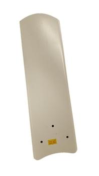 Pá Hélice Ventilador de Teto Ventisol Wind Light - Unidade - Pá Madeira Reta MDF cor Branca - PAVTS