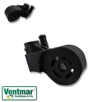 Mecanismo do Oscilante - Suporte do Motor do Ventilador Venti-Delta 40cm Preto