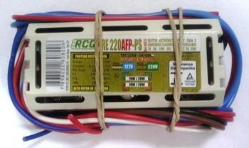 Reator Eletrônico 2 X 15/18/20W Bivolt (OCP-0004)
