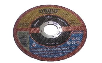 Disco de Corte Fino para Aço Inox 4.1/2pol 1,0x22mm