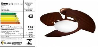Ventilador de Teto Tron Aventador Stilo cor Cobre chave 3 Velocidades 127v 130w - Linha Máximo - VTTRON