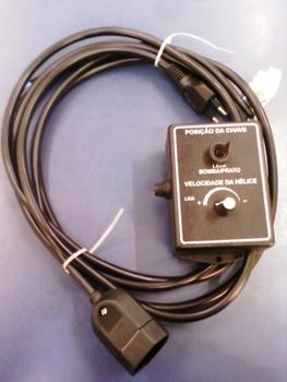 Chave para Climatizador Climattize - Comando do Climatizador Climattize FIX PLUS 220V com chicote CV