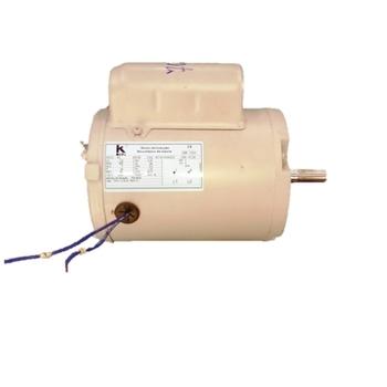 Motor Climatizador Climattize Fix Plus Industrial - LADO DA HÉLICE - Motor Elétrico de Indução Monof