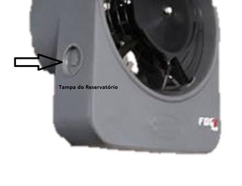 Tampa do Reservatório do Climatizador Ebone FOG I - FOGII - FOG III Original