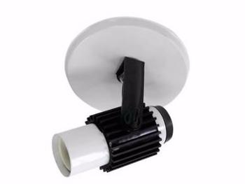 Luminária Spot para 1 Lâmpada 1x60W Branco