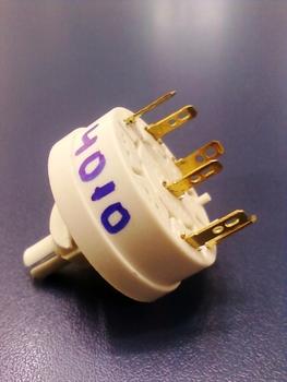 Dimer Rotativo para Ventilador Arno ARNO FD40/30NV32/MF - com 3Velocidades 6Fios 0200W bi-volts ROT3
