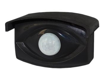 Sensor de Presença Blindado - Uso Externo e Interno Exaustor Banheiro - Bivolts - Articulado e Teto