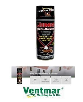 Spray Mata Baratas 300 ML - Dedetizador Jimo