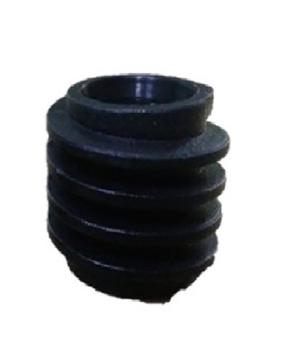 Engrenagem Rosca Sem Fim Ventilador Dômina Eixo 12,7mm - Rosca Sem Fim Domina 50/60cm - ROSCADOM