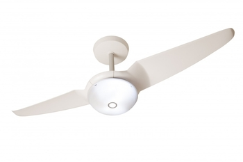 Haste Central do Ventilador de Teto IC AIR Led / Double Led / Light / Solo - Haste Original na Cor P