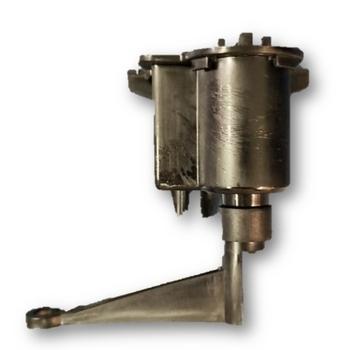 Caixa de Engrenagem Montada Ventilador Dômina 50/60cm - Domina Octupus - Practice Eixo 11,5mm - SEM PINO/SEM ENG.ROSCA SEM FIM