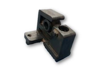 Mecanismo do Oscilante Suporte do Motor do Ventilador Ventisilva 65cm Preto