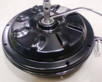 Motor para Ventilador VENTI-DELTA Plus Light 220Volts cor Preta p/3Pás c/Rosca p/Luminária - Usar c/Capacitor 04,0uF