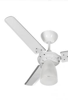 Pá Hélice para Ventilador de Teto TRON New Tramontana Stilo Lestia - Eco San Plastica Acrílica Model