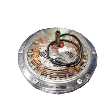 Motor do Ventilador de Teto Venti-Delta Lunik Cristal 3 Pás - Motor Ventilador Efyx Lunik 127v - Usa