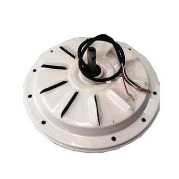 Motor do Ventilador de Teto Volare Ventax10 220V 120W 3 Velocidades - Branco - Usar c/Capacitor de 0