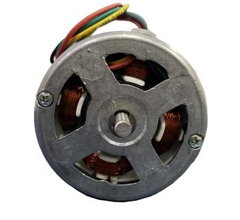 Motor para Churrasqueira Giragrill GiroKit Bivolts - 1/30cv Eixo 08,0mm - Com Rosca Sem Fim - SEM Ve