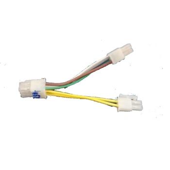 Cabo Adaptador NCR para Módulo do Ventilador Latina - Utilizado para Substituir Kit Controle Remoto Modelo Antigo pelo Atual NCR.