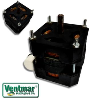 Motor Climatizador Delta Brisa - 127v 02/03,0uF - Motor do Disco do Kit Climatizador Ebone Delta-Bri