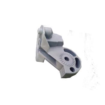 Mecanismo do Oscilante - Suporte do Motor do Ventilador BRITÂNIA - Articulador Britania Ventus Azul