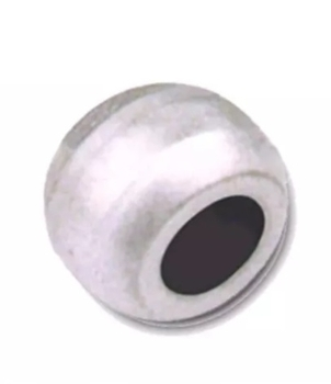 Bucha para Eixo Ventilador Faet / Arno - Bucha de Ferro 8,5mm para Ventilador Arno / Ventilador Faet - Bucha para Eixo 08,5mm