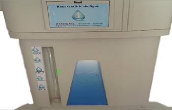 Mostrador de Nível de Água do Climatizador Mega Brisa MB70 e MC70 - Mangueira do Mostrador de Nível de água