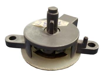 Chave para Ventilador Mallory - Dimer Rotativo 3Velocidades 4Fios 0200watts CV3V