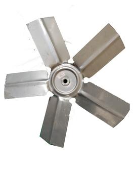 Hélice para Exaustor VENT NEW 40cm 5Pás - Encaixe Eixo 10 mm com Parafuso Lateral - Hélice para Exau