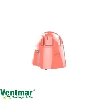 Afiador de Facas Elétrico 127v - Gourmet Carenagem de ABS cor Vermelho/Tomate - Amolador de Facas Anodilar