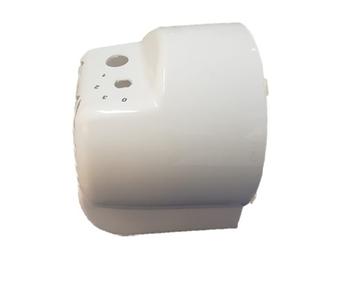 Capa do Motor Ventilador de Mesa Ventisol 30cm Branco - Modelo Turbo 6Pás Classic Climático T
