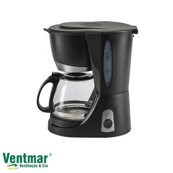 Cafeteira Elétrica Agratto Vetro - Faz até 15 Xícaras de Café - CEV15-01 127V - (OCP 0040)