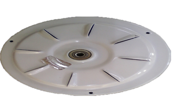 Motor do Ventilador de Teto RioPrelustres 220volts Branco 3 Pás - Usar c/Capacitor 04,0uF MTVT MTRPL