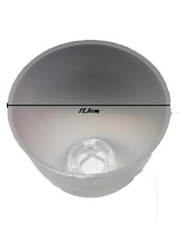 Tulipa Plástica para Ventilador Tron - Globo Cúpula Ventilador Marbella - Ventilador Tramontana - Ve